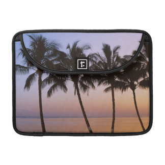 Palm tree, morning sleeve for MacBook pro