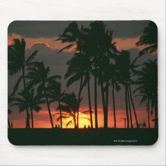 Palm Tree Mouse Mat