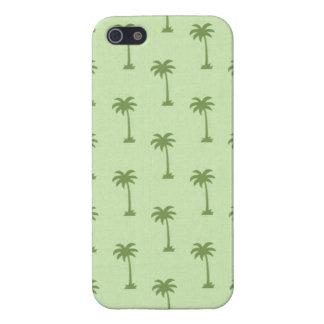 Palm Tree Pattern iPhone 5 Cover