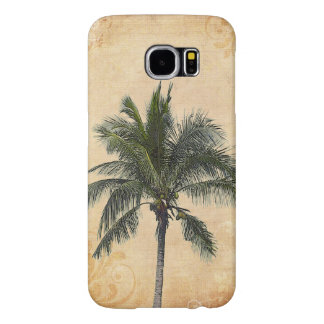 Palm Tree Samsung Galaxy S6 Cases