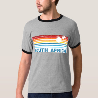 Palm Tree South Africa T-Shirt