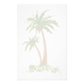 PALM TREE STATIONERY PAPER