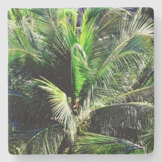Palm Tree Stone Coaster