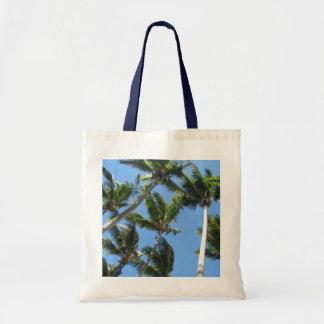 palm tree tote