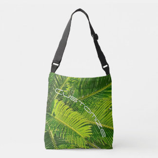 Palm Tree Tropical Island Customisable Tote Bag