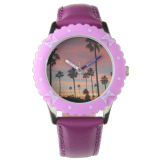 palm tree watch