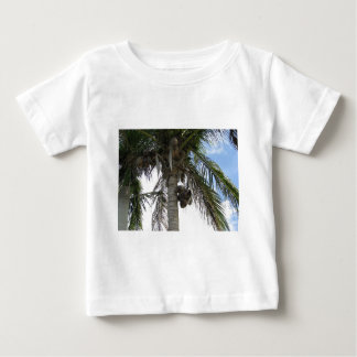 Palm Tree with Coconuts Baby T-Shirt