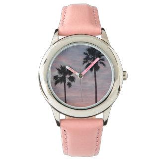 Palm Tree Wristwatch