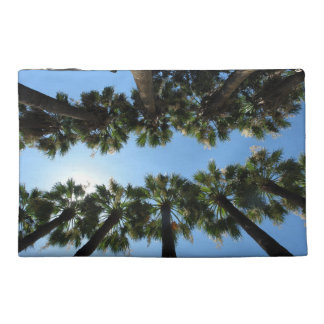 Palm Trees Accessory Travel Bag Travel Accessories Bag