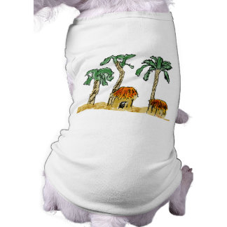 Palm Trees and Paradise Shirt