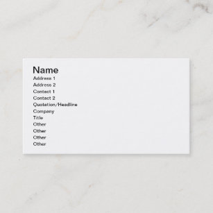Darwin Business Cards Zazzle Uk