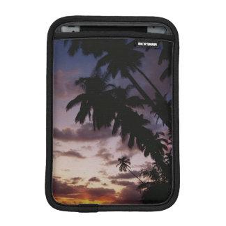 Palm Trees at sea iPad Mini Sleeve