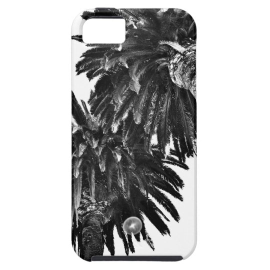 Palm trees case for the iPhone 5