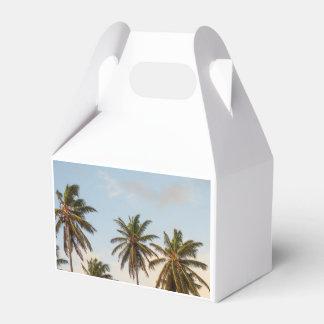 Palm Trees Favour Box