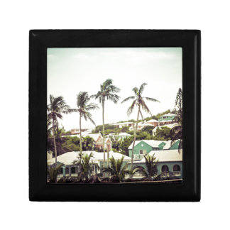 Palm Trees in Bermuda Gift Box
