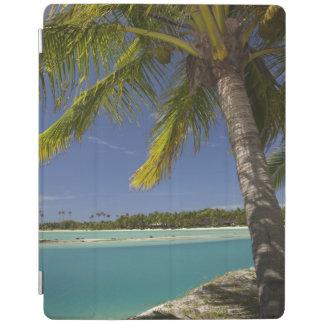 Palm trees & lagoon, Musket Cove Island Resort iPad Cover