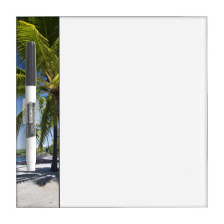 Palm trees, National Historic Park Pu'uhonua o Dry-Erase Whiteboards