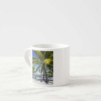 Palm trees, National Historic Park Pu'uhonua o Espresso Cup