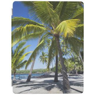 Palm trees, National Historic Park Pu'uhonua o iPad Cover