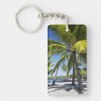 Palm trees, National Historic Park Pu'uhonua o Key Ring