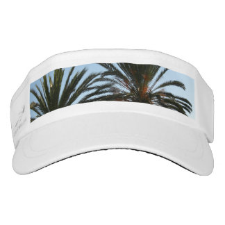 Palm Trees Photo Visor