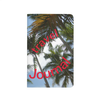 Palm Trees Travel Journal