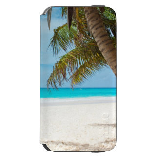 Palm Trees Tropical Beach Incipio Watson™ iPhone 6 Wallet Case
