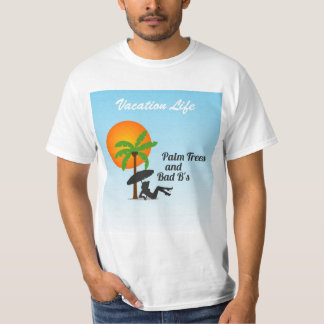 Palm Trees Vacation Tee