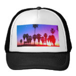 Palm Trees Venice Beach Cap