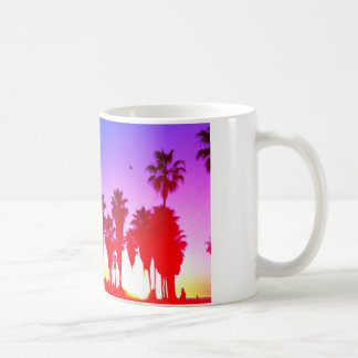 Palm Trees Venice Beach Coffee Mug