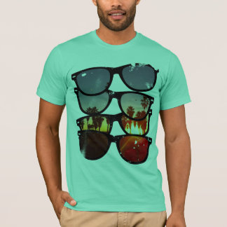 Palm Trees Venice Beach T-Shirt
