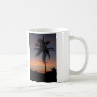 Palm Twilight, Everglades National Park Coffee Mug
