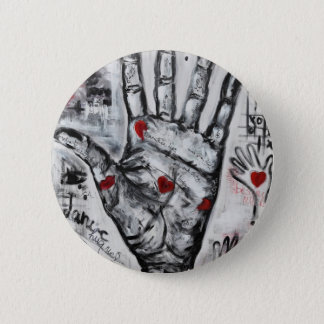 Palm Writer 6 Cm Round Badge