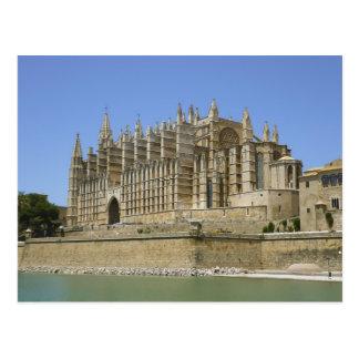 Palma Cathedral Postcard