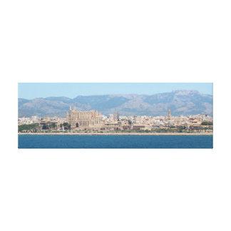 Palma de Mallorca Canvas Prints