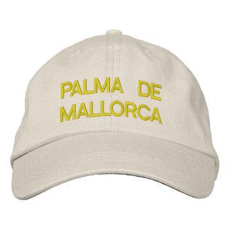 Palma de Mallorca Cap Embroidered Cap