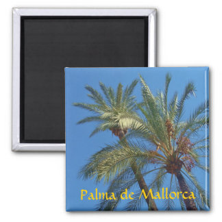 Palma de Mallorca - Souvenir Magnet