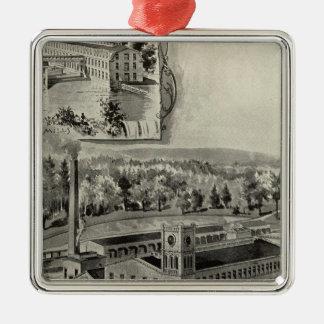 Palmer Bros, New London Christmas Ornament