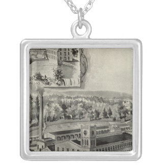 Palmer Bros, New London Silver Plated Necklace