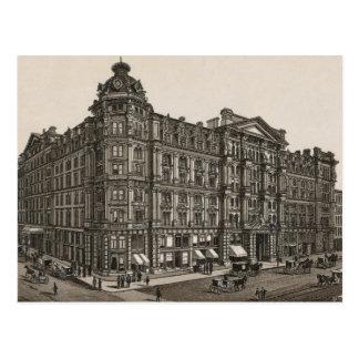Palmer House, Chicago (C. 1880) Postcard