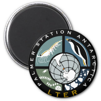 Palmer LTER Logo Products Magnet