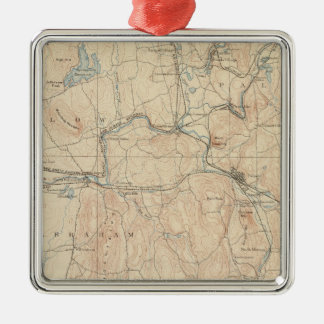Palmer, Massachusetts Christmas Ornament