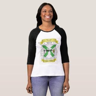 Palmer/White Family Reunion Baseball T-Shirt