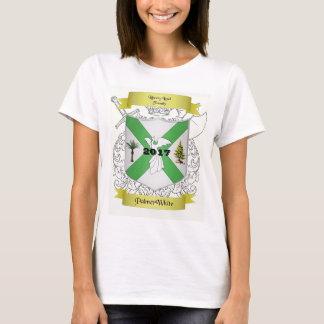 Palmer/White Family Woman's Short Sleeved T-Shirt