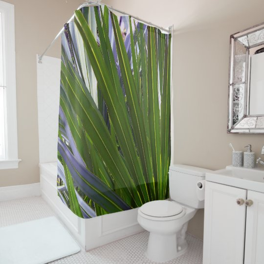 Palmetto Tropicale Shower Curtain