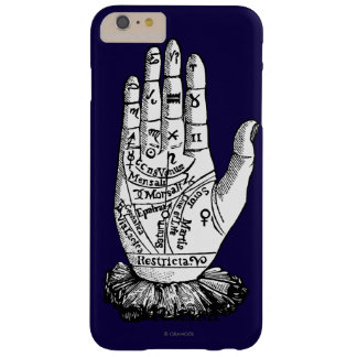 Palmistry Chart, 1885 Barely There iPhone 6 Plus Case