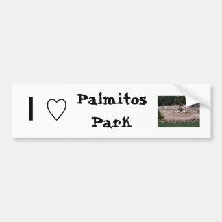 Palmitos Park Bumper Sticker