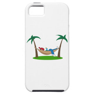 PALMS AND HAMMOCK iPhone 5 CASES