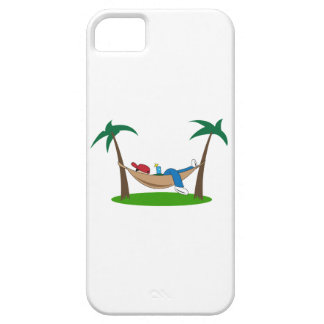 PALMS AND HAMMOCK iPhone 5 COVERS