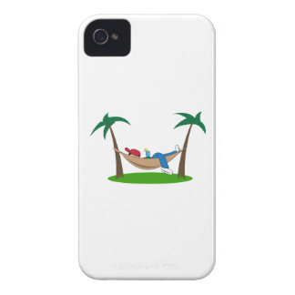 PALMS AND HAMMOCK iPhone 4 Case-Mate CASE